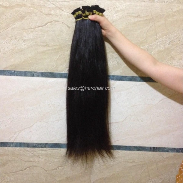 Double drawn hair (A1) - Hair wholesalero