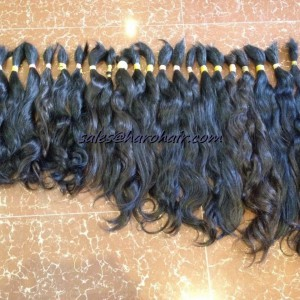 Extensions hair wholesale - Natural curly hair X2