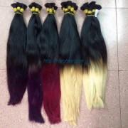 Ombre color hair - Vietnam hair