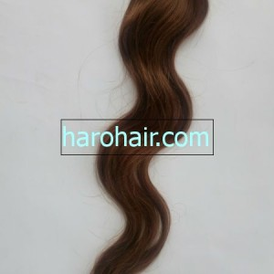 New style 2914 Plat tip #6 32 inch human hair extensions