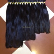 Double drawn hair A1 type