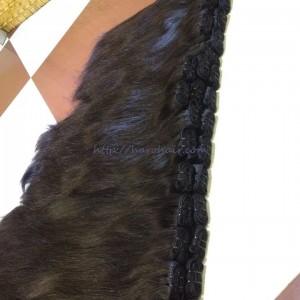 Double weft hair (1)