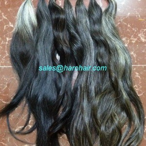 Gray hair - Wholesale Hair Extensions