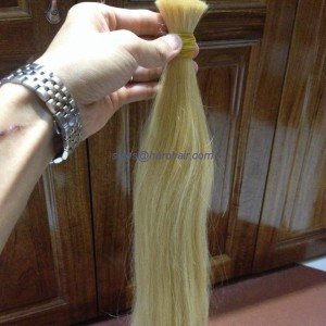 vietnam color hair M2 virgin hair