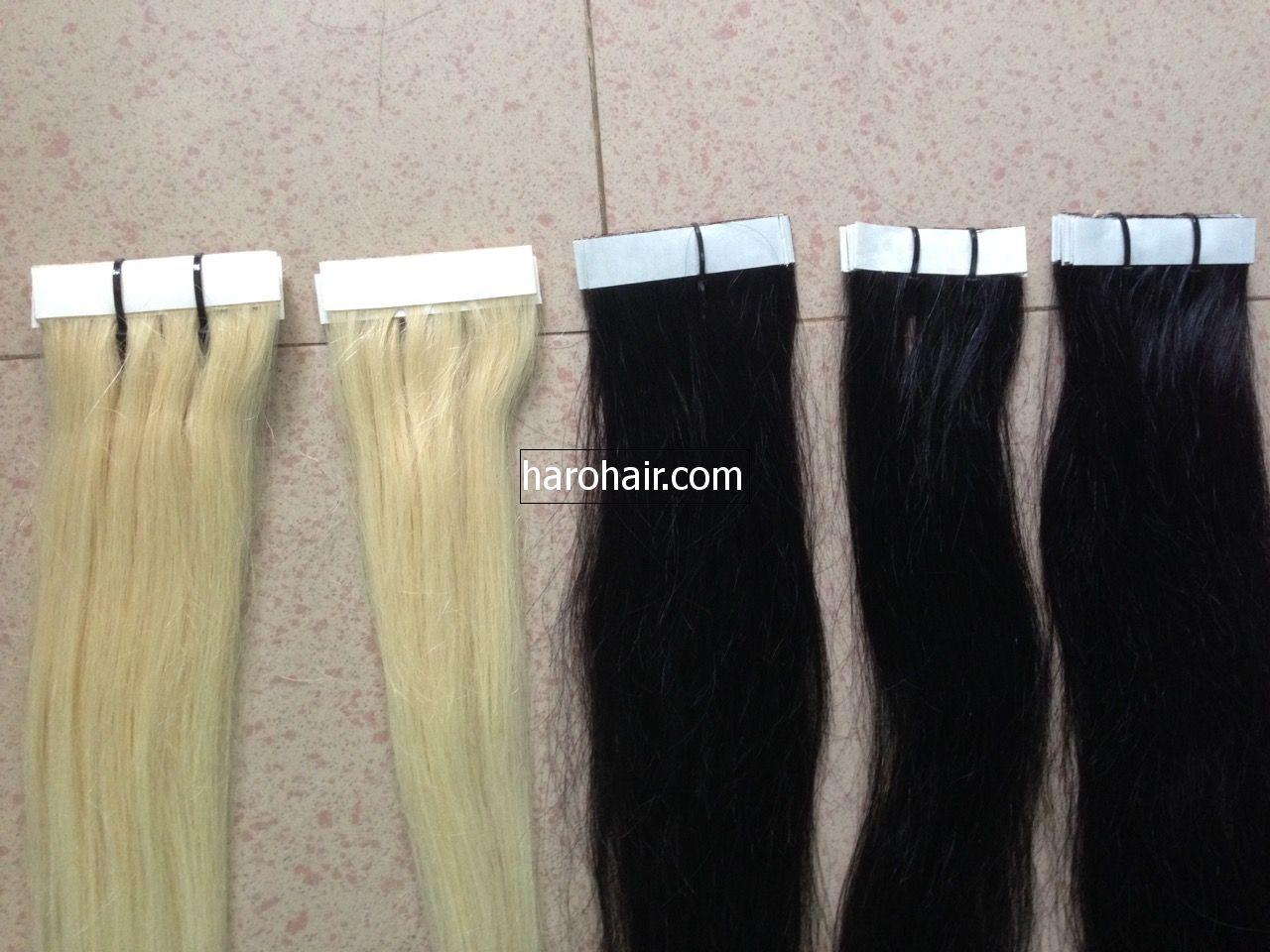 Tape hair A1